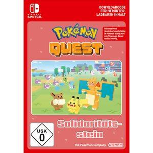 Pokemon Quest Solidarit&auml_tsstein