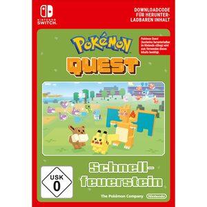 Pokemon Quest Schnellfeuerstein