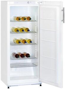 KS C 29 A+FL Flaschenkühlschrank weiß / A+