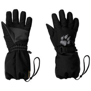 Jack Wolfskin Texapore Glove Kids Wasserdichte Handschuhe Kinder 116 schwarz black