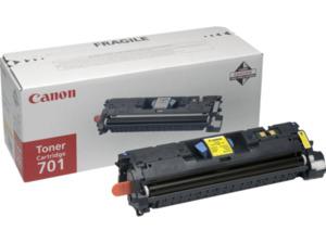 CANON LBP 701 Y Laserkartusche Gelb