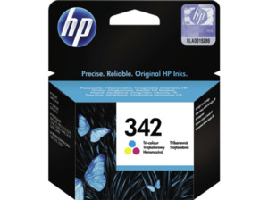 HP 342 Tintenpatrone Cyan/Magenta/Gelb (C9361EE)