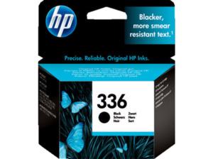 HP 336 Tintenpatrone Schwarz (C9362EE)