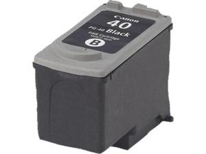 CANON PG-40 Tintenpatrone Schwarz (0615B001)