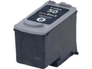 CANON PG-50 Tintenpatrone Schwarz (0616B001)