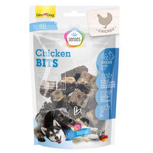 GimDog Senses Pure Chicken Bits 100g