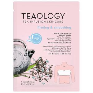 Teaology Körperpflege Teaology Körperpflege White Tea Miracle Breast Mask Anti-Aging-Maske 1.0 pieces
