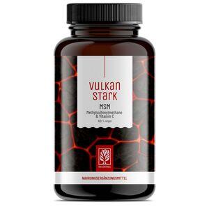 MSM + Vitamin C hochdosiert - Vulkanstark