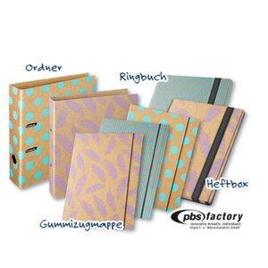 "Serie ""Kraftpapier Design"""