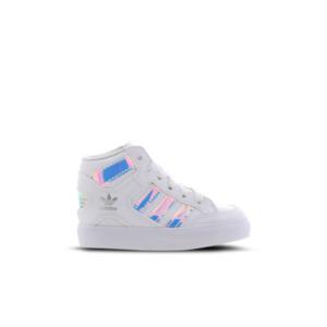 adidas Hard Court Silver Iridescent - Baby Schuhe