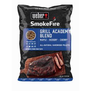 "Weber              Holzpellets ""SmokeFire"", 100% natürlich, Grill Academy Blend"