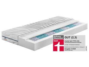 irisette® 7-Zonen Tonnentaschenfederkern-Matratze »Sylt«