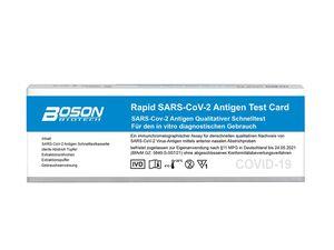 Boson Biotech Rapid SARS-CoV-2 Antigen-Schnelltest