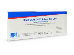 MP Rapid SARS-CoV-2 Antigen- Schnelltest