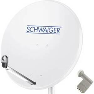 Schwaiger SPI9960SET9 SAT-Anlage ohne Receiver Teilnehmer-Anzahl: 4 80 cm