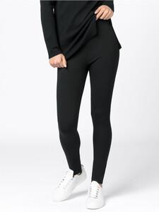 Basic-Leggings aus Heavy-Jersey