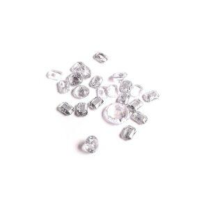 Streuartikel Diamanten Shabby