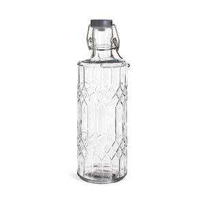 Bügelverschlussflasche Rhombus