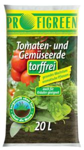 20 L Tomaten- & Gemüseerde torffrei