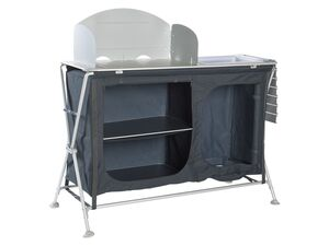 Vango Kochschrank »Gastro Kitchen Std«, eingebauter Windschutz, mit Aluminiumrahmen
