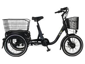 Llobe Dreirad E-Bike »Swing Compact«, 20 Zoll