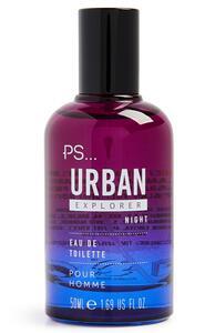 """Urban Explorer Night"" Parfum, 50 ml"