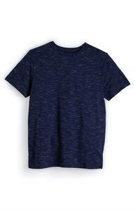 Marineblaues T-Shirt (Teeny Boys)