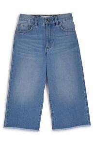 """Blaue """"Halo"""" Jeans mit weitem Bein (kleine Mädchen)"""