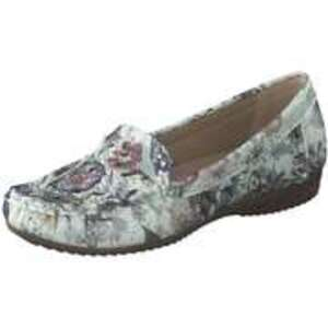 smiling for feet Mokassin Damen weiß