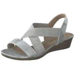 Inspired Sandale Damen silber
