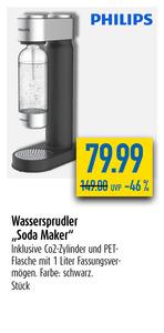 """Wassersprudler """"Soda Maker"""""""
