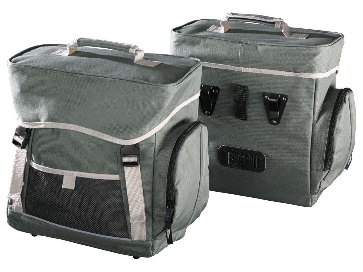 Bild 3 von CRIVIT® Fahrrad-Gepäcktaschen, 2 Stück, mit Schutzhüllen