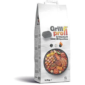 """Grillbrikett """"Grillprofi"""", 2,5 kg"""