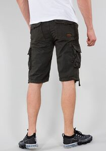 Alpha Industries Cargobermudas »Jet Short«