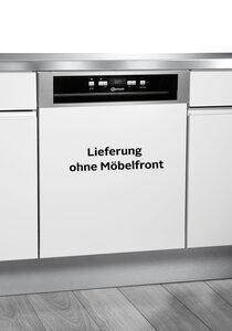 BAUKNECHT teilintegrierbarer Geschirrspüler, OBBC ECOSTAR 5320, 14 Maßgedecke