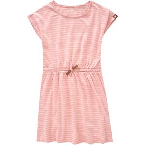 Mädchen Kleid im Ringel-Look