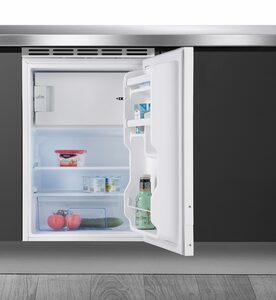 Amica Einbaukühlschrank UKS 16147, 78,5 cm hoch, 49,5 cm breit, unterbaufähig