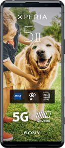 Sony Xperia 5 II Smartphone (15,5 cm/6,1 Zoll, 128 GB Speicherplatz, 12 MP Kamera, 5G)