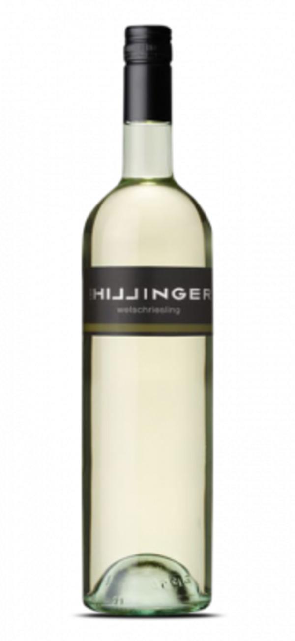 Hillinger Welschriesling 2019 BIO - 0.75 L - Biowein - Österreich - Hillinger