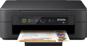 Epson Expression Home XP-2105 Multifunktionsdrucker (Tintenstrahldrucker, 3-in-1, Scanner, Kopierer, Wi-Fi, USB, Wi-Fi Direct, Randlosdruck)