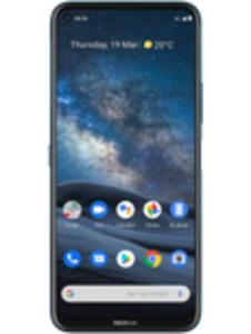 Nokia 8.3 5G 128GB blau mit green LTE 30 GB