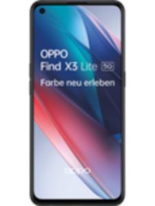 Oppo Find X3 Lite 5G 128GB Starry Black mit Free L Boost