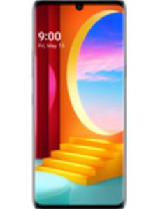 LG Velvet 5G 128GB grau mit RED S