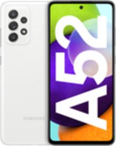 Samsung Galaxy A52 128GB Awesome White mit green LTE 9 GB