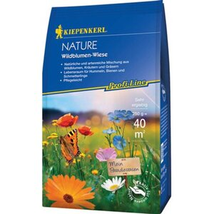 Kiepenkerl Wildblumen-Wiese Profi-Line  Nature 250 g