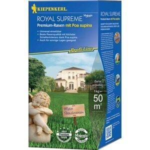 Kiepenkerl Premium Rasen Profi-Line Royal Supreme 1 kg