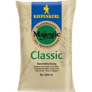 Kiepenkerl Rasen Majestic Classic 10 kg