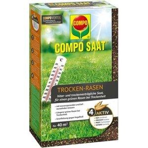 Compo SAAT® Trocken-Rasen 1 kg für 40 m²