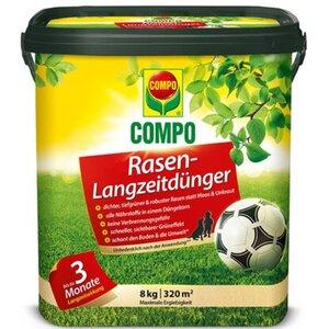 Compo Rasen-Langzeitwirkung 8 kg