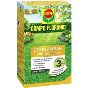 Compo Floranid Start-Rasendünger 1,25 kg